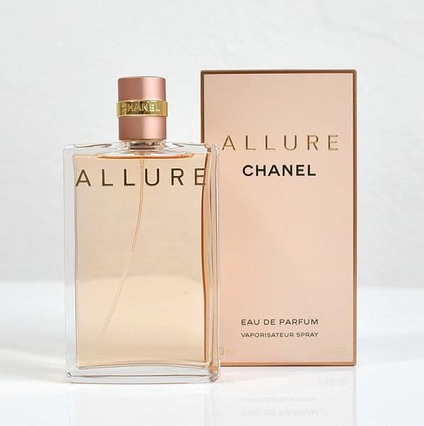 【シャネル香水】アリュールのおすすめの付け方・口コミ評判まとめ